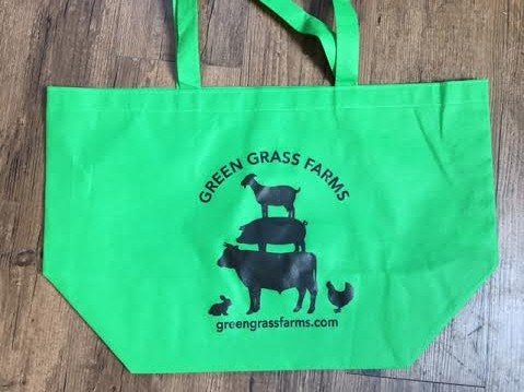 Reusable GGF Bag