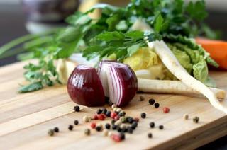 Lacto-Fermented Purple Onion Relish