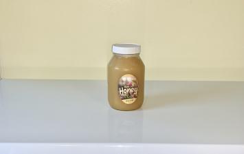 Raw Wildflower Honey - Quart