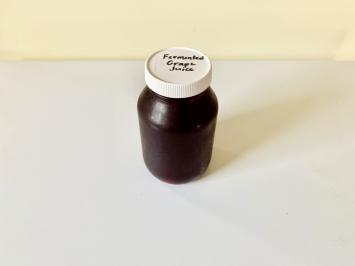 Fermented Grape Juice