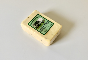 Garlic Cheddar Cheese - 20 oz