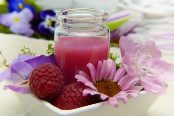 Kombucha - Raspberry 1/2 Gallon