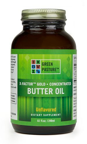 Butter Oil, Liquid - Unflavored