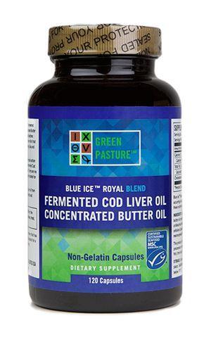 Royal Blend (FCLO/Butter Oil) - Capsules