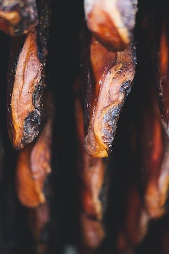 Ham Steak Smoked