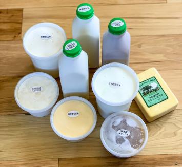 Dreamy N' Creamy Dairy Bundle