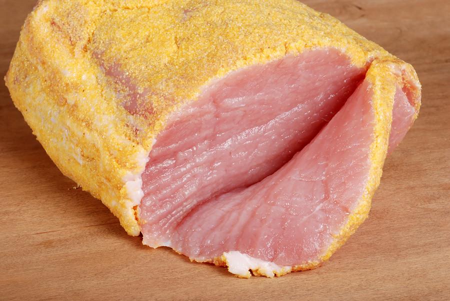 Peameal Bacon - sliced