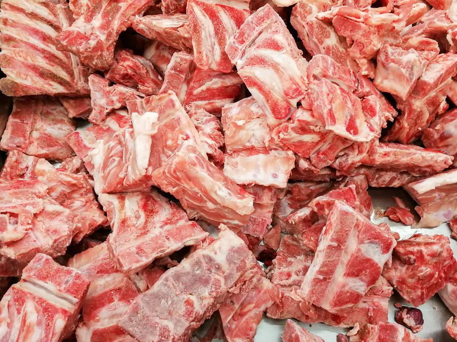 Bulk Pork Bones
