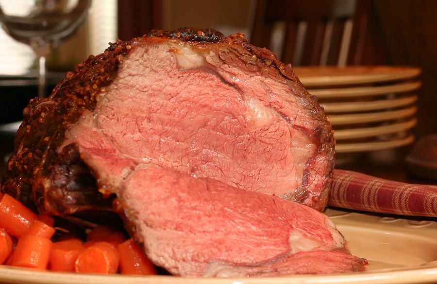 Bison Blade Roast