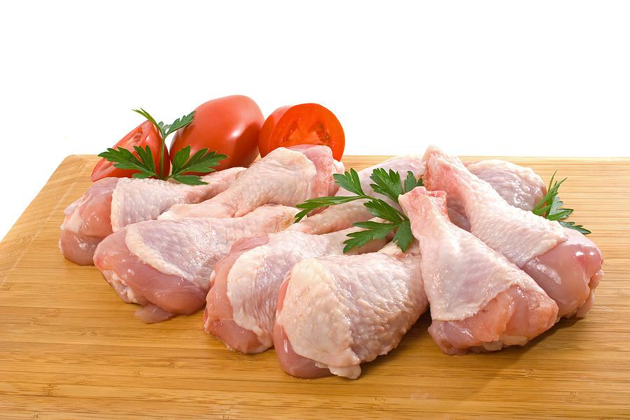 Bone-in and Skin-on Chicken Drumsticks