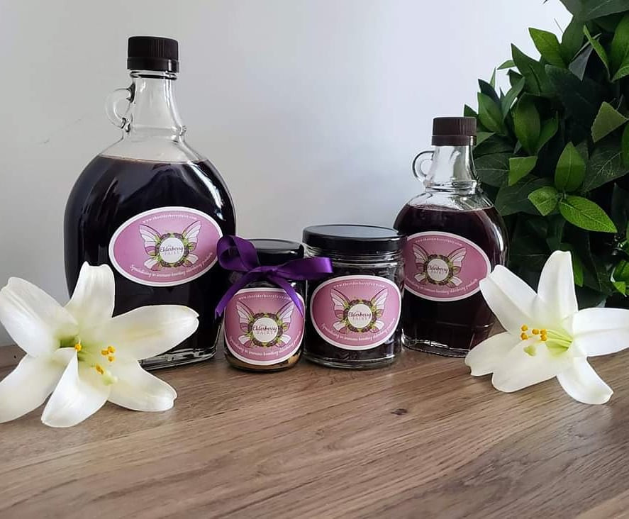 Elderberry Syrup - Large