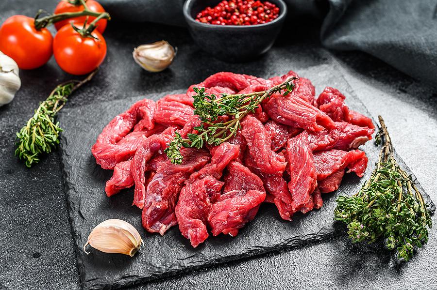 Grassfed Beef Stir Fry