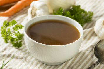 Pastured Pork Bone Broth