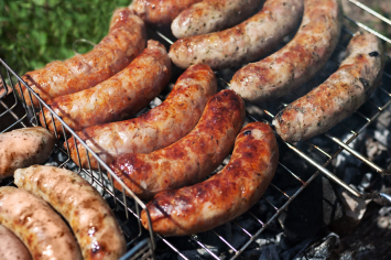 20 Package Garlic Pork Sausage Bundle