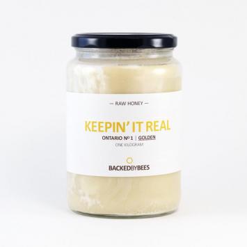 Raw Honey - 1 kg jar