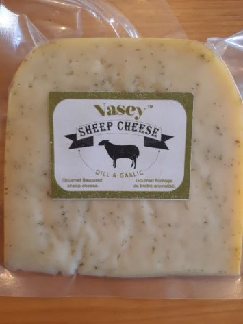 Gourmet Sheep Gouda - Dill & Garlic