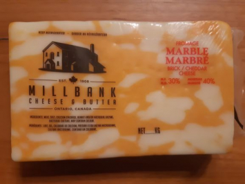 Millbank Cheese - Marble
