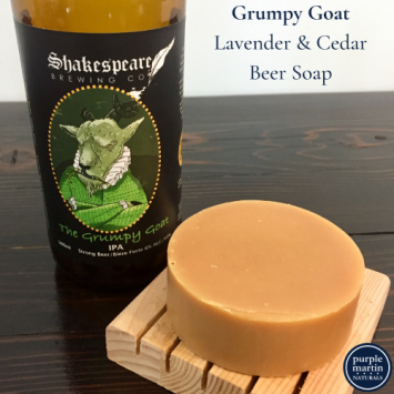 Grumpy Goat Soap