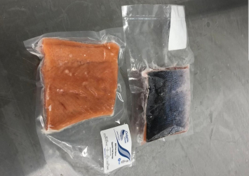Wild Sockeye Salmon Portions