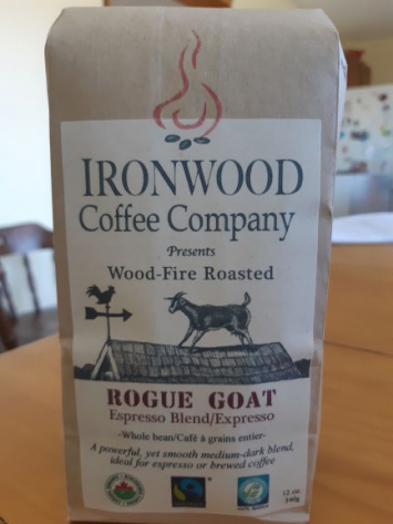 Ironwood Coffee Company - Rogue Goat - Expresso Blend