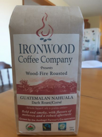 Ironwood Coffee Company - Guatemalan Nahuala - Dark Roast
