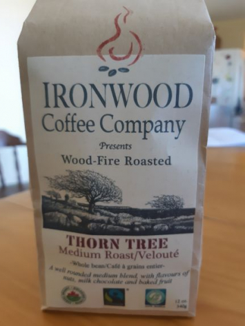 Ironwood Coffee Company - Thorn Tree Coffee - Medium Roast