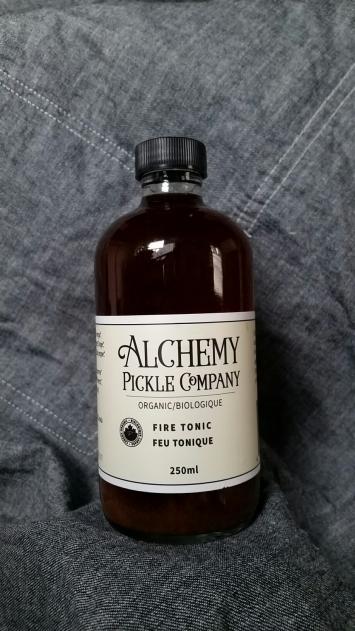Fermented Fire Tonic