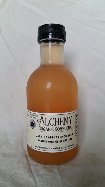 Kombucha - Jasmine Apple Lemon Balm