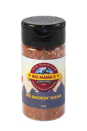 Big Smokin' Mama Dry Rub