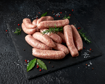 Lamb Sausage - Spinach and Cheese