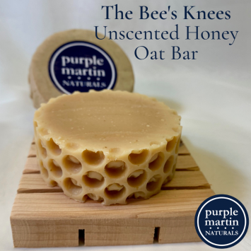 Bee's Knee's Soap