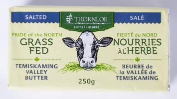 Thornloe Grassfed Butter - Salted