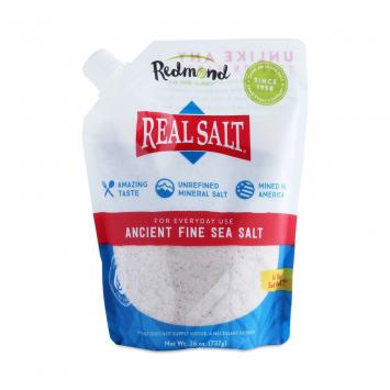 Redmond Real Salt - Stand Up Pouch - 737 g