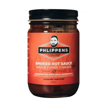 Phlippens Smoked Hot Sauce