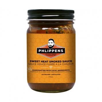 Phlippens Sweet Heat Smoked Sauce