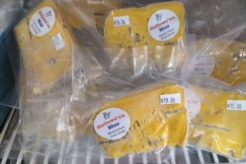Halloween Blue Cheese