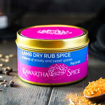 Kawartha Spice - Lamb Dry Rub