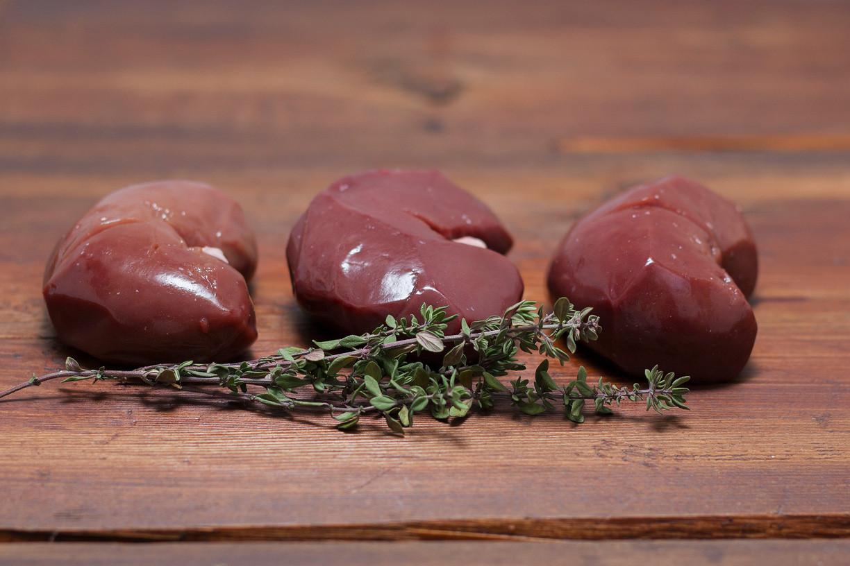 Pork Kidney