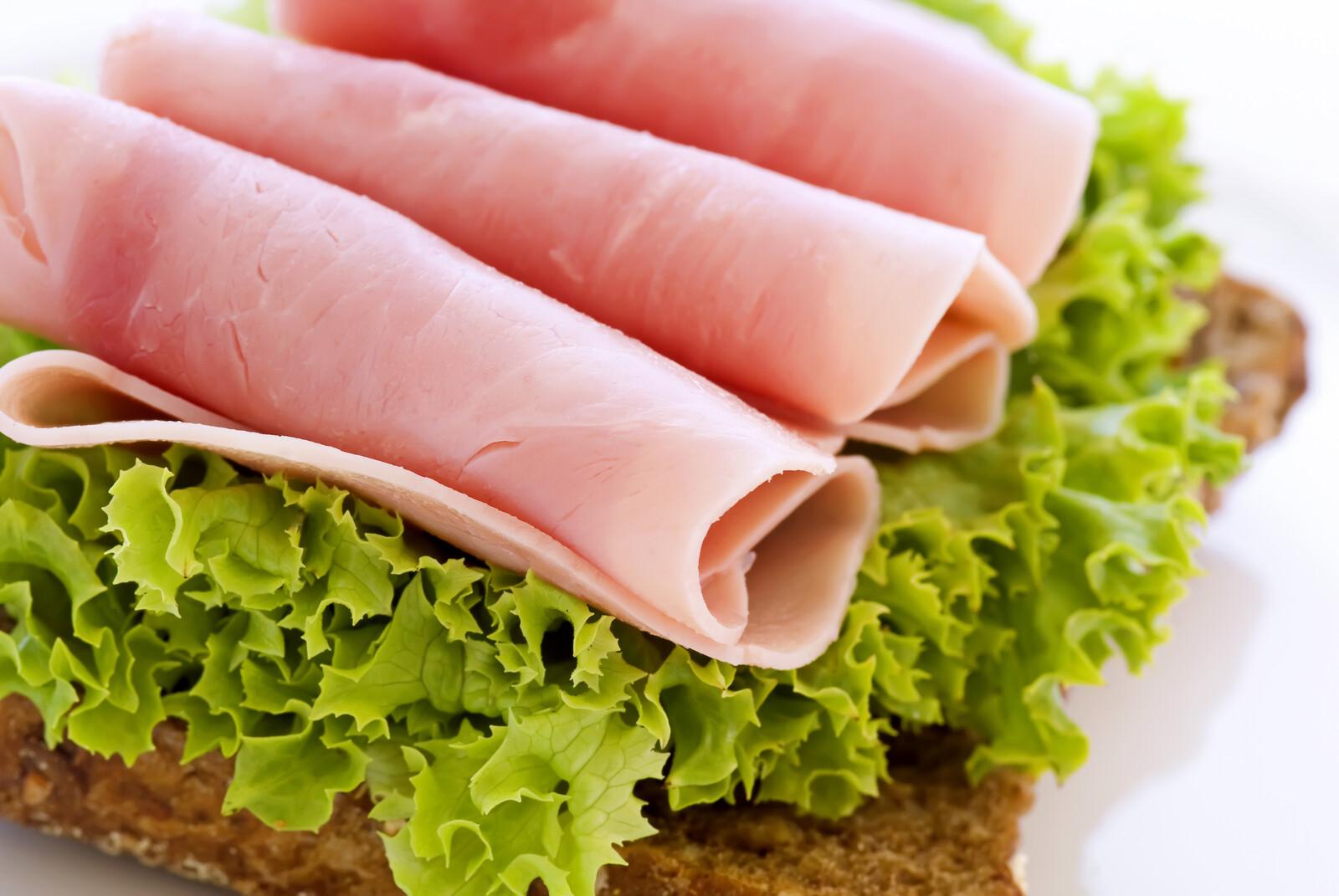 Sliced Deli Ham