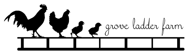 GROVE LADDER FARM LLC Logo