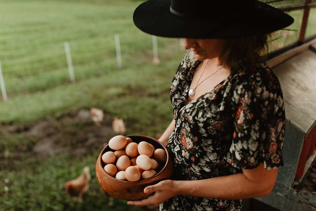 Pasture-Raised Non GMO Eggs