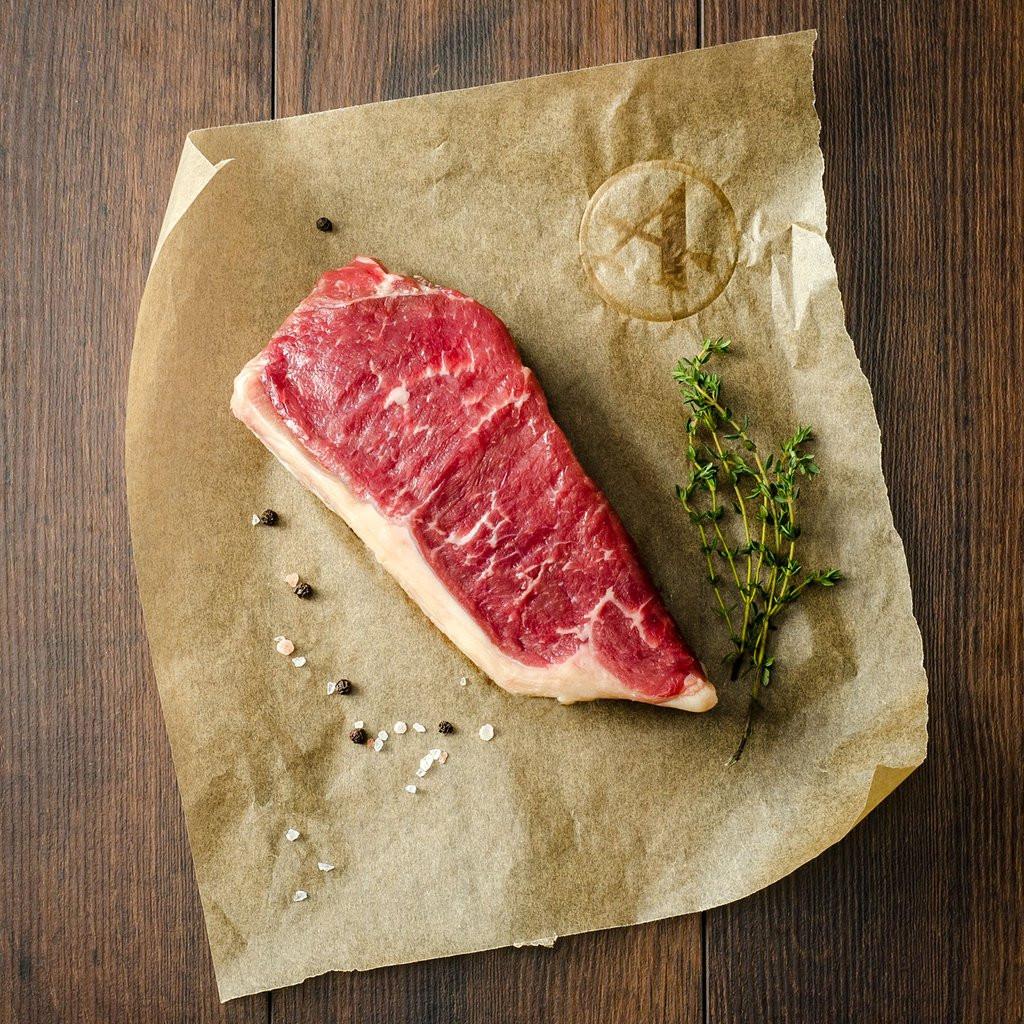 Beef NY Strip (Boneless)