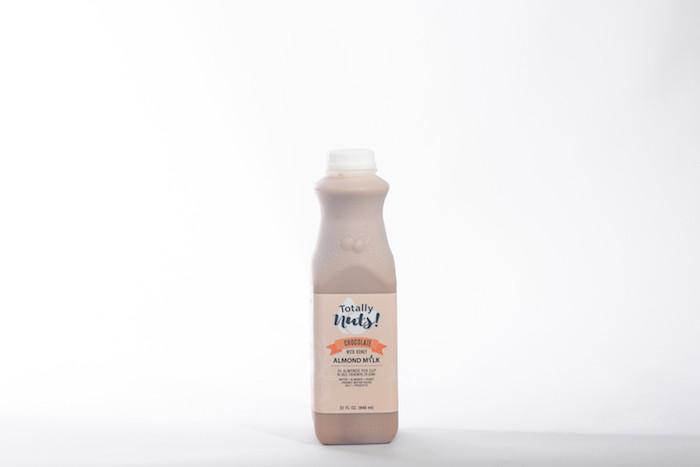 Almond Mylk, Chocolate With Honey