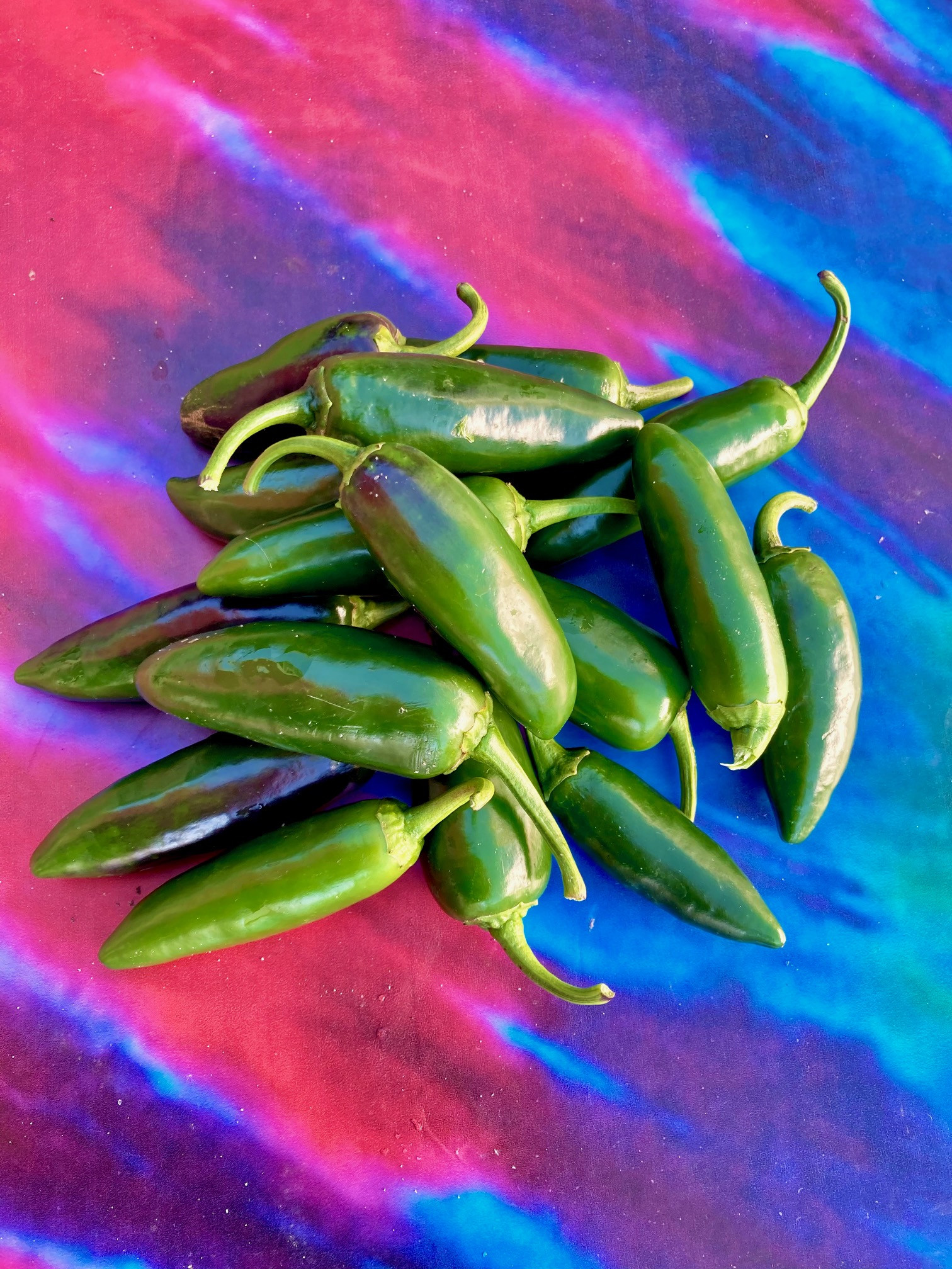 Peppers, Jalepeno