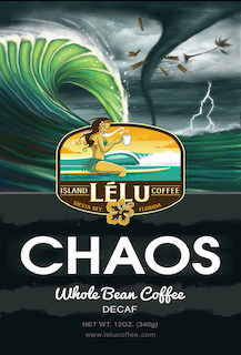 Coffee, Chaos (DECAF)