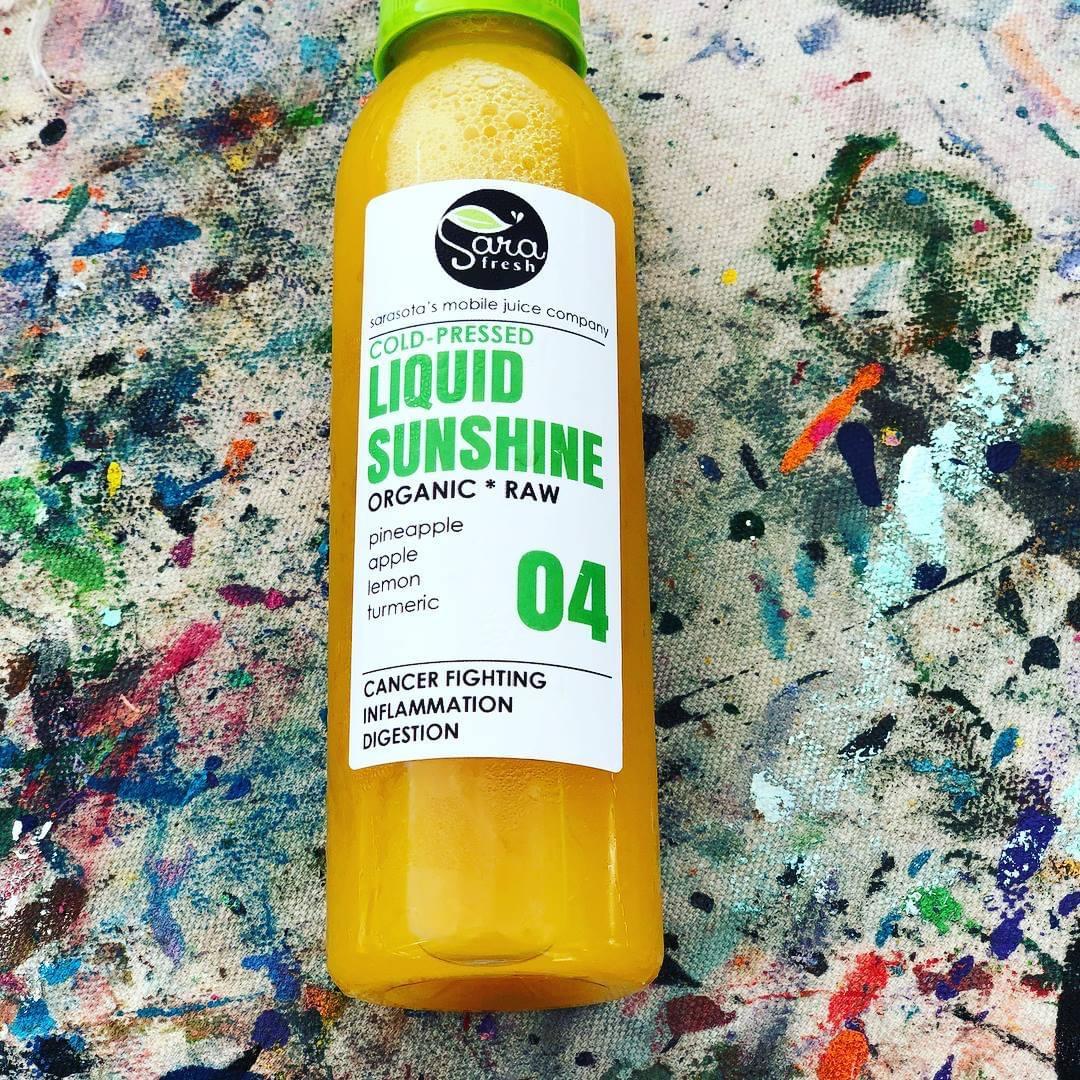 Juice, Liquid Sunshine