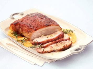 Heritage Hog Fresh Ham Roast