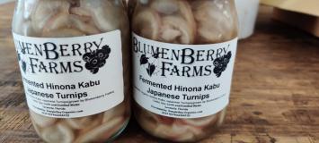 Fermented Hinona Kabu Japanese Turnips