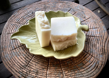 Soap: Handmade Shea Butter Soap Bar