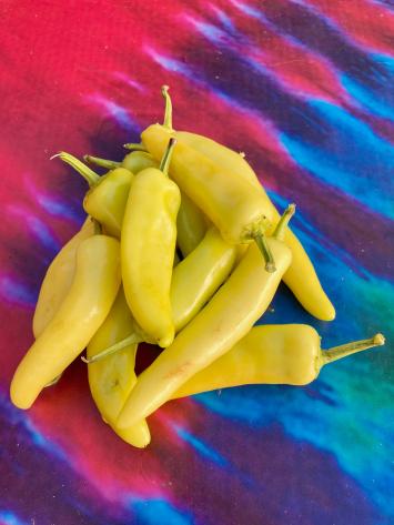 Peppers, Banana
